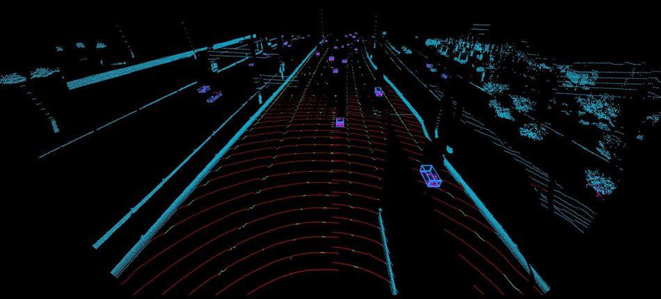 Майбутнє вже поряд: нове покоління Volvo оснастять технологією автономного водіння LiDAR