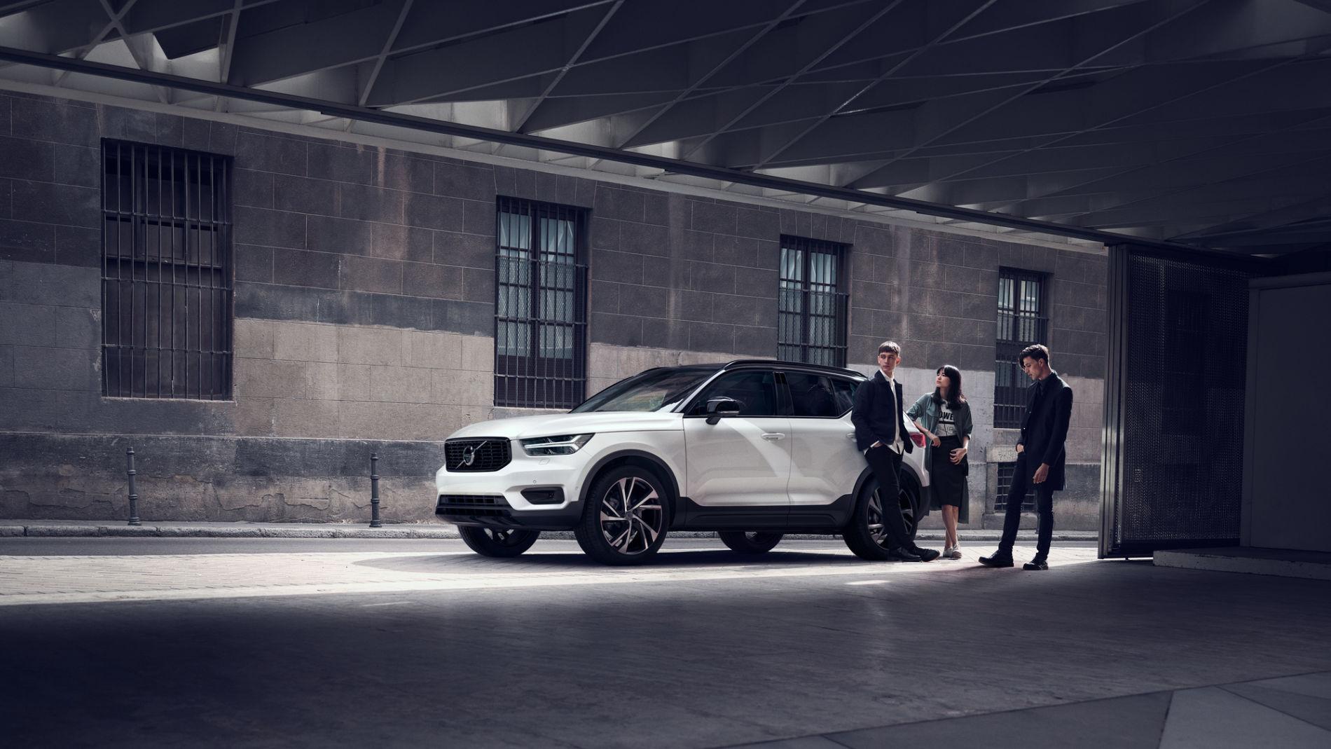 Спеціальна пропозиція на Volvo XC40