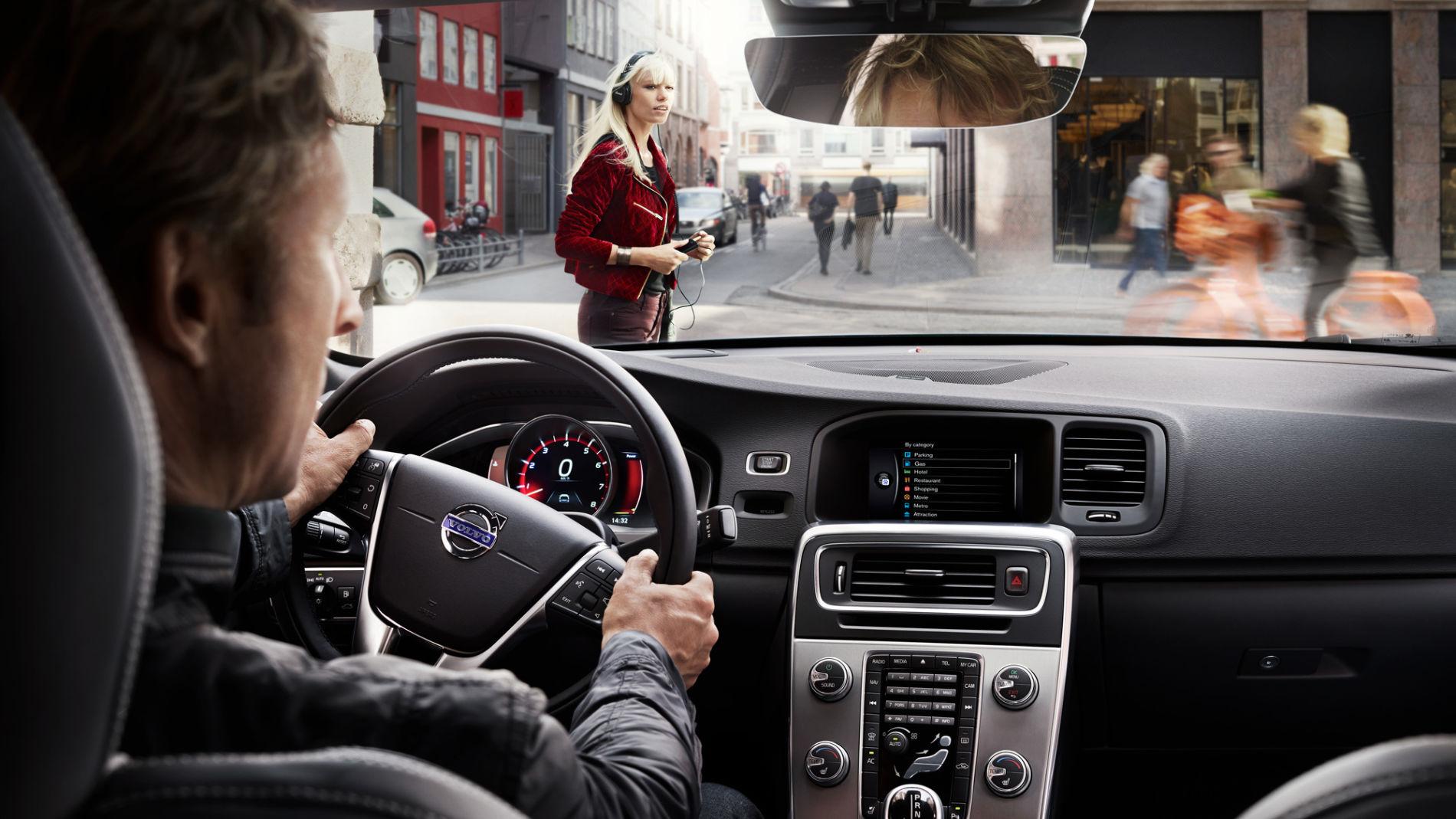 Додаткова персональна гарантія* на запчастини Volvo. На період володіння авто.
