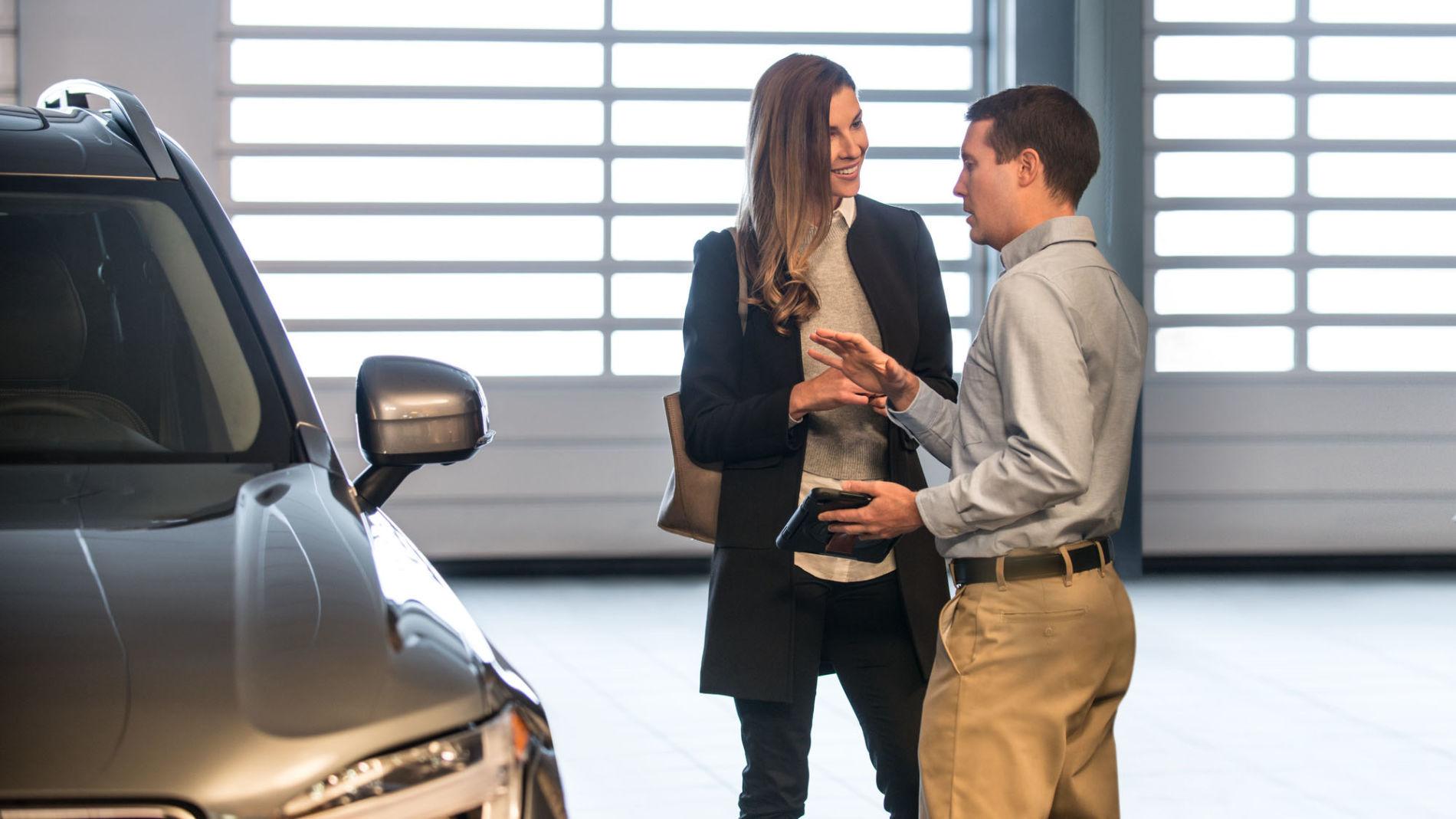 Програма лояльності для постгарантійних Volvo